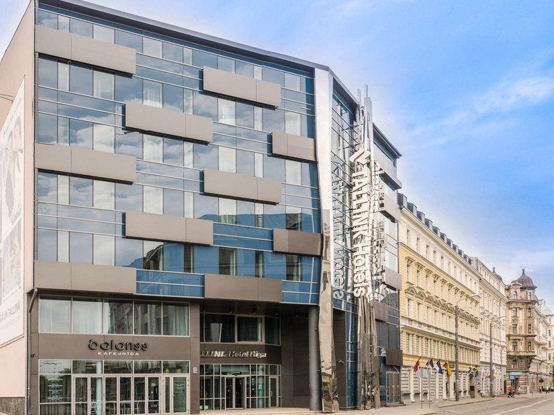 Hotel Hotel Tallink Riga Lettland