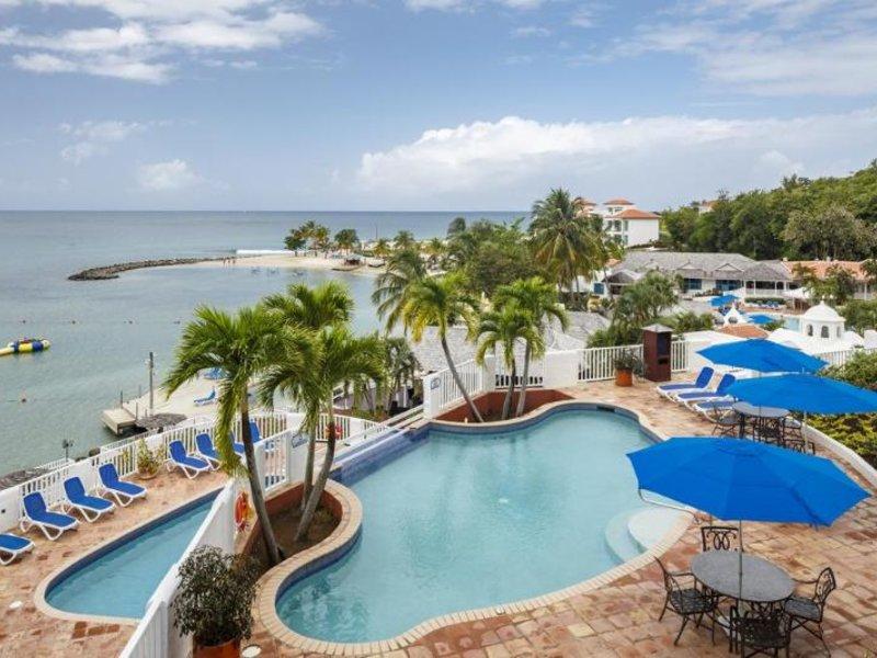 Hotel Windjammer Landing Villa Beach Resort St. Lucia