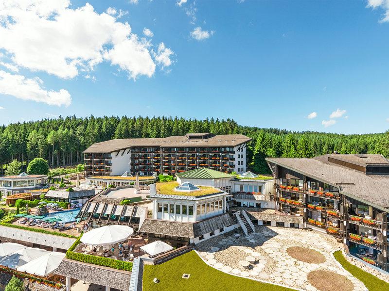 Hotel Vier Jahreszeiten am Schluchsee