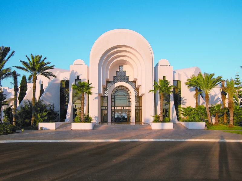 Hotel Radisson Blu Palace Resort & Thalasso Djerba Tunesien