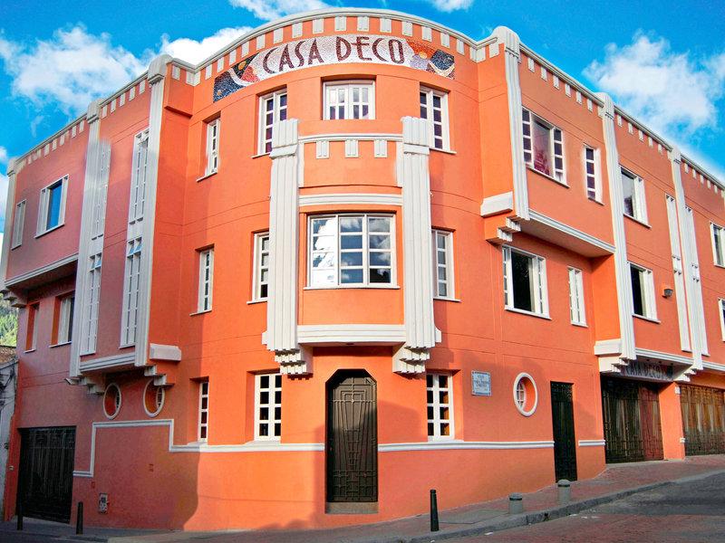 Hotel Casa Deco Kolumbien