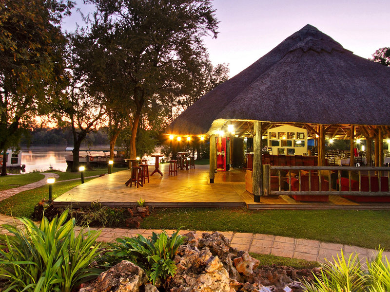Hotel A'Zambezi River Lodge Simbabwe