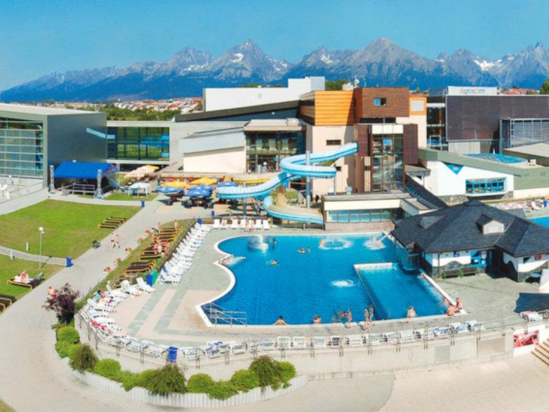 Hotel Hotel Aquacity Poprad Slowakei